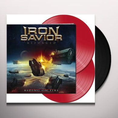Reforged: Riding on Fire Vinyl Record