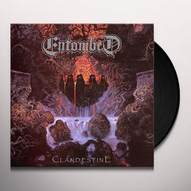 Entombed CLANDESTINE Vinyl Record