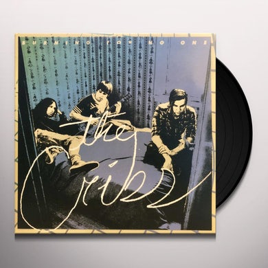 The Cribs BURNING FOR NO ONE Vinyl Record
