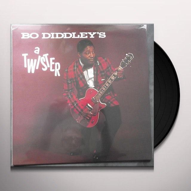 BO DIDDLEYS A TWISTER Vinyl Record