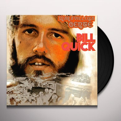 Bill Quick MARAVILLOSA GENTE Vinyl Record