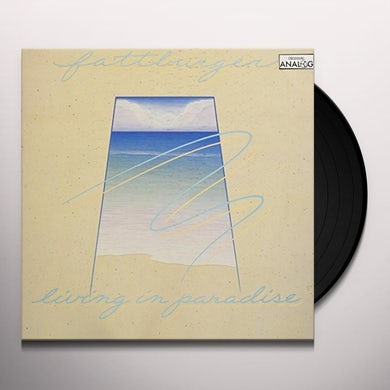 Fattburger LIVING IN PARADISE Vinyl Record