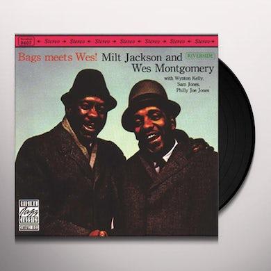 Milt Jackson BAGS MEETS WES Vinyl Record