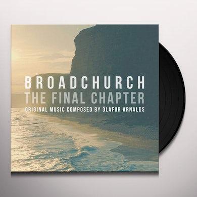 Ólafur Arnalds BROADCHURCH: THE FINAL CHAPTER Vinyl Record