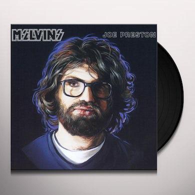 Melvins JOE PRESTON Vinyl Record