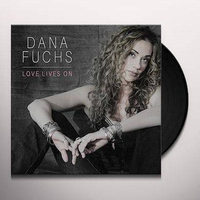 Dana Fuchs LOVE LIVES ON Vinyl Record