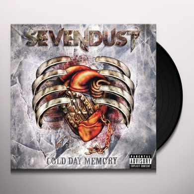 Sevendust Cold Day Memory Vinyl Record