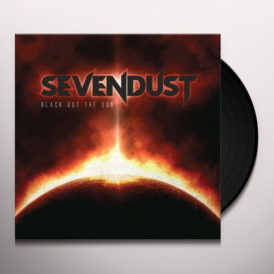 Sevendust Black Out The Sun Vinyl Record