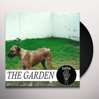Garden HAHA (OPAQUE RED) Vinyl Record