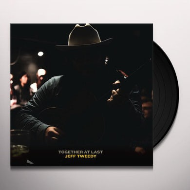 Jeff Tweedy TOGETHER AT LAST Vinyl Record