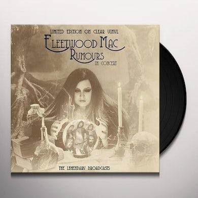 Fleetwood Mac  Rumours in concert:legendary broadcas Vinyl Record
