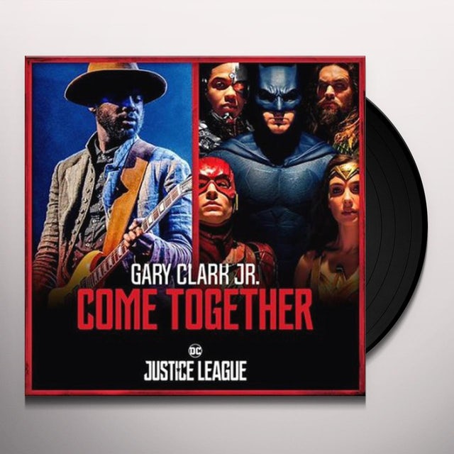 Junkie XL COME TOGETHER Vinyl Record