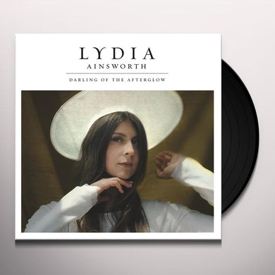 Lydia Ainsworth DARLING OF THE AFTERGLOW Vinyl Record