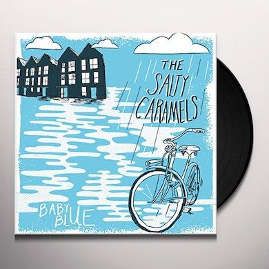 Salty Caramels BABY BLUE Vinyl Record