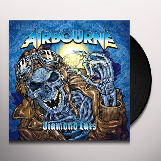 Airbourne DIAMOND CUTS Vinyl Record