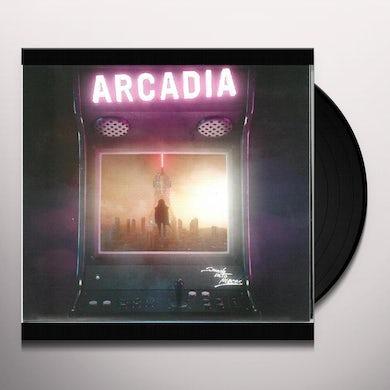 SMASH INTO PIECES Arcadia (Yellow Vinyl) Vinyl Record