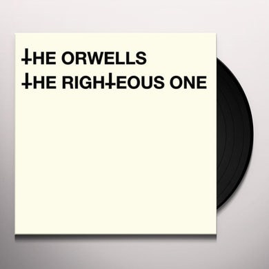 The Orwells RIGHTEOUS ONE Vinyl Record