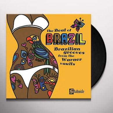 BEAT OF BRAZIL: BRAZILIAN GROOVES FROM THE WARNER Vinyl Record