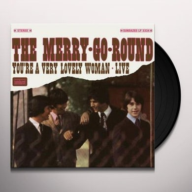 YOU'RE A VERY LOVELY WOMAN: LIVE Vinyl Record