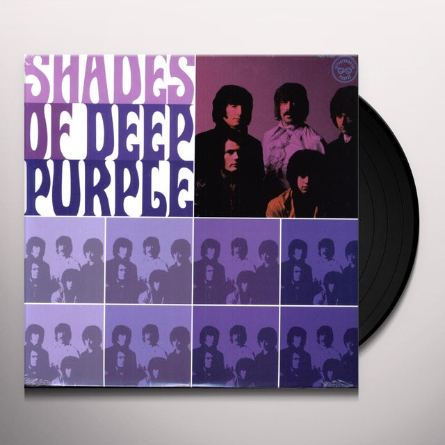SHADES OF DEEP PURPLE Vinyl Record