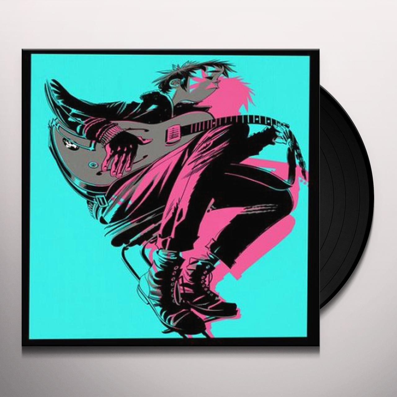 Gorillaz Now Now Vinyl Record