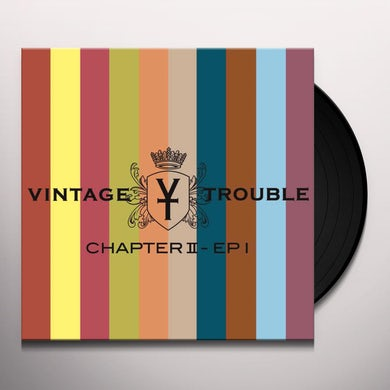 Vintage Trouble CHAPTER II Vinyl Record