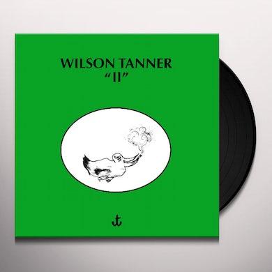 Wilson Tanner II Vinyl Record