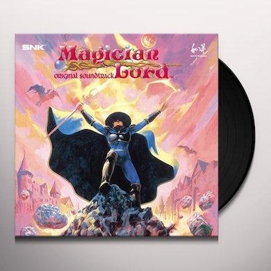 Snk Sound Team MAGICIAN LORD / Original Soundtrack Vinyl Record