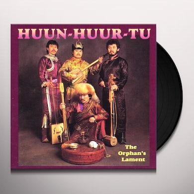 Huun-Huur-Tu ORPHAN'S LAMENT Vinyl Record