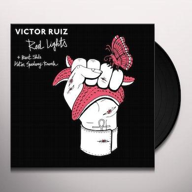 Victor Ruiz RED LIGHTS Vinyl Record