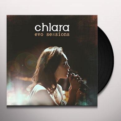 Chlara EVO SESSIONS Vinyl Record