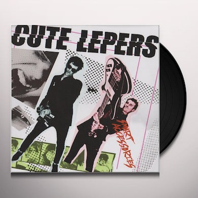 Cute Lepers SMART ACCESSORIES Vinyl Record