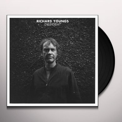 Richard Youngs DISSIDENT Vinyl Record