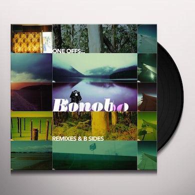 Bonobo ONE OFF REMIXES & B- SIDES Vinyl Record