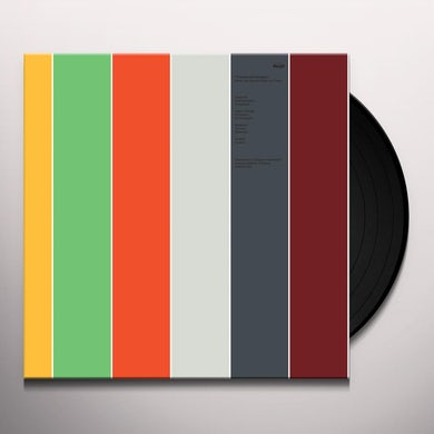 Thomas Brinkmann WHAT YOU HEAR (IS WHAT YOU HEAR) Vinyl Record