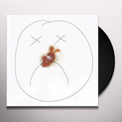 Ewa Justka UPSIDE DOWN SMILE Vinyl Record