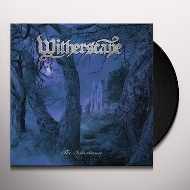 Witherscape INHERITANCE (BONUS CD) Vinyl Record