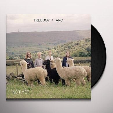 Treeboy & Arc NOT YET / MERGE Vinyl Record