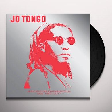 Jo Tongo AFRICAN FUNK EXPERIMENTALS (1968-1982 + 2017) Vinyl Record