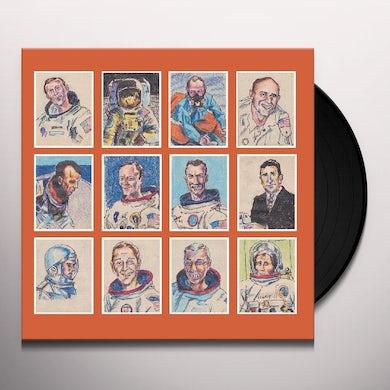 Darren Hayman 12 ASTRONAUTS Vinyl Record