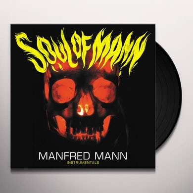 Manfred Mann SOUL OF MANN Vinyl Record