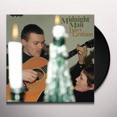 Davy Graham MIDNIGHT MAN Vinyl Record