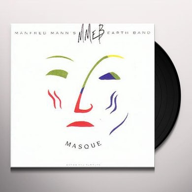 MASQUE Vinyl Record