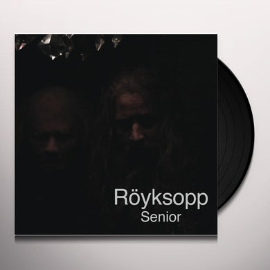 Royksopp SENIOR Vinyl Record