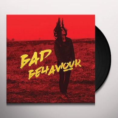 Kat Frankie BAD BEHAVIOUR Vinyl Record
