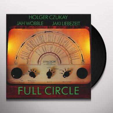 Holger Czukay FULL CIRCLE Vinyl Record