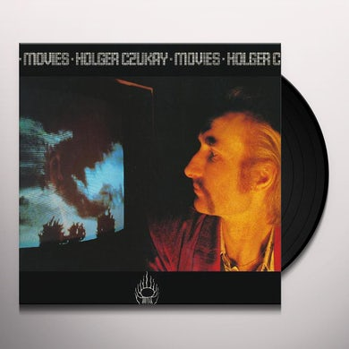 Holger Czukay MOVIES Vinyl Record