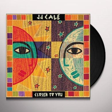 J.J. Cale CLOSER TO YOU Vinyl Record