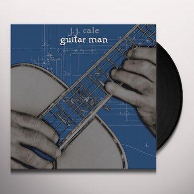 J.J. Cale GUITAR MAN Vinyl Record
