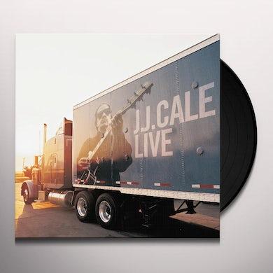 J.J. Cale LIVE Vinyl Record
